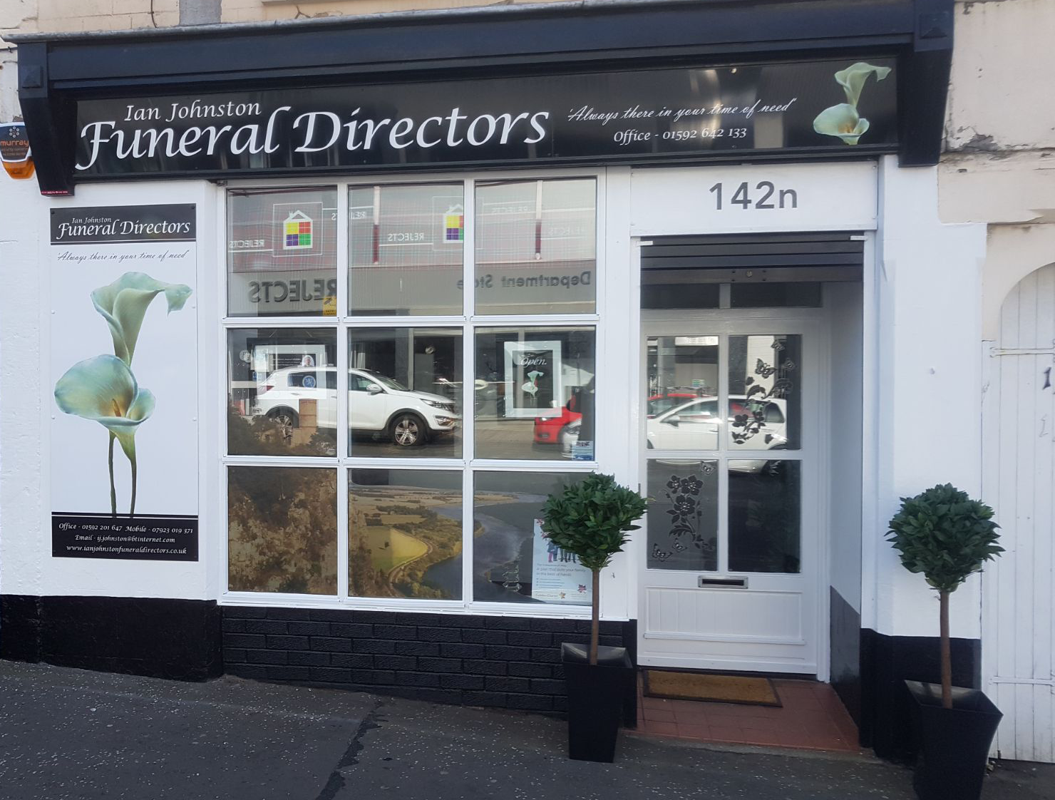 Ian-Johnston-Funeral-Director